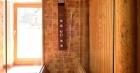Dusche Saunabereich