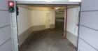 Garage Einfahrt
