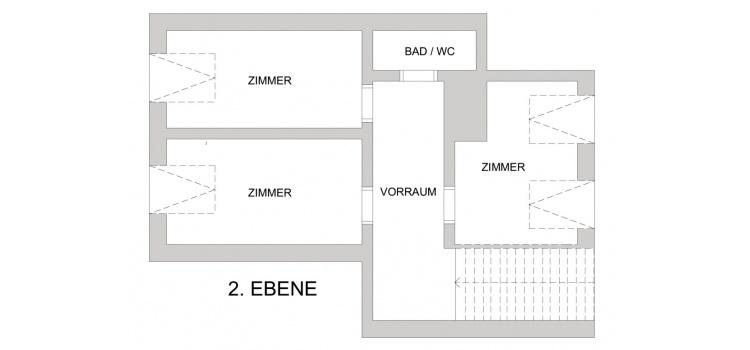 Plan Ebene 2