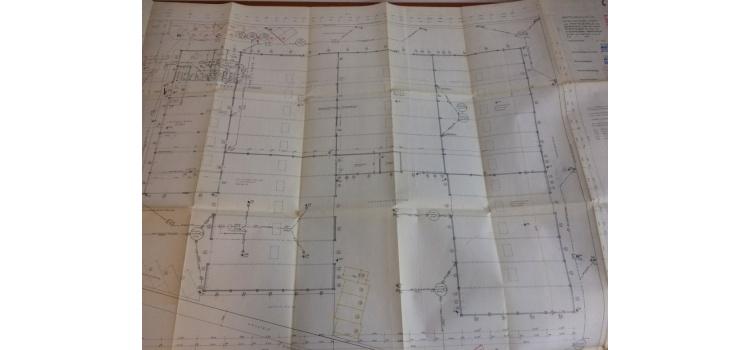 Hallen Plan