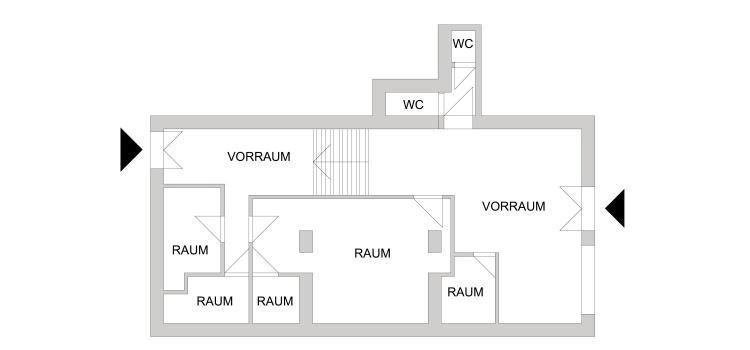 Plan 105 m²