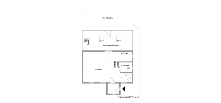 1. Nebengebäude EG