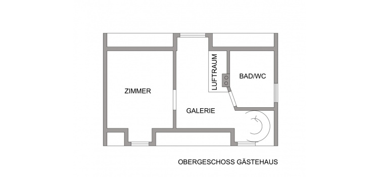 1. Nebengebäude OG