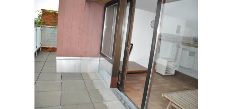 Sauna -Terrasse