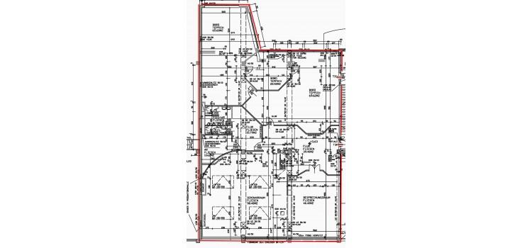 Skizze Büro 425qm
