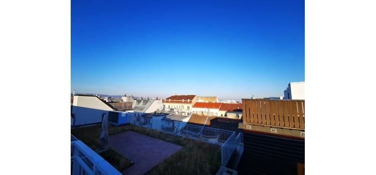 Ausblick v. Terrasse