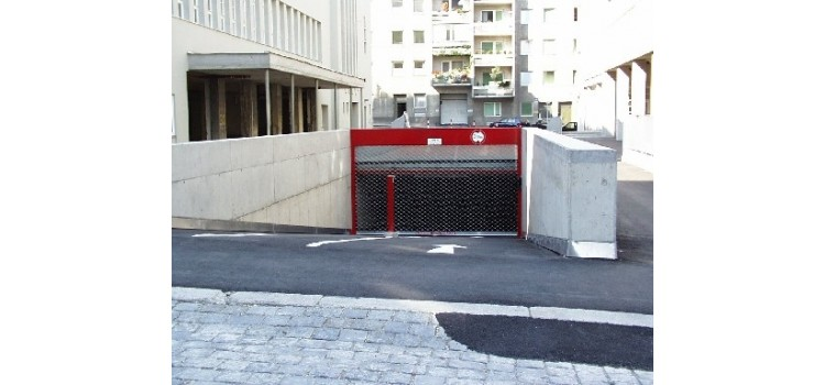 Garageneinfahrt
